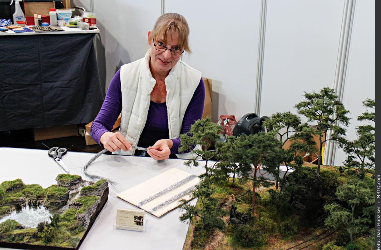 Anlagengestaltung und Bäume › (Workshop) • H0, TT, N • Uli ...
