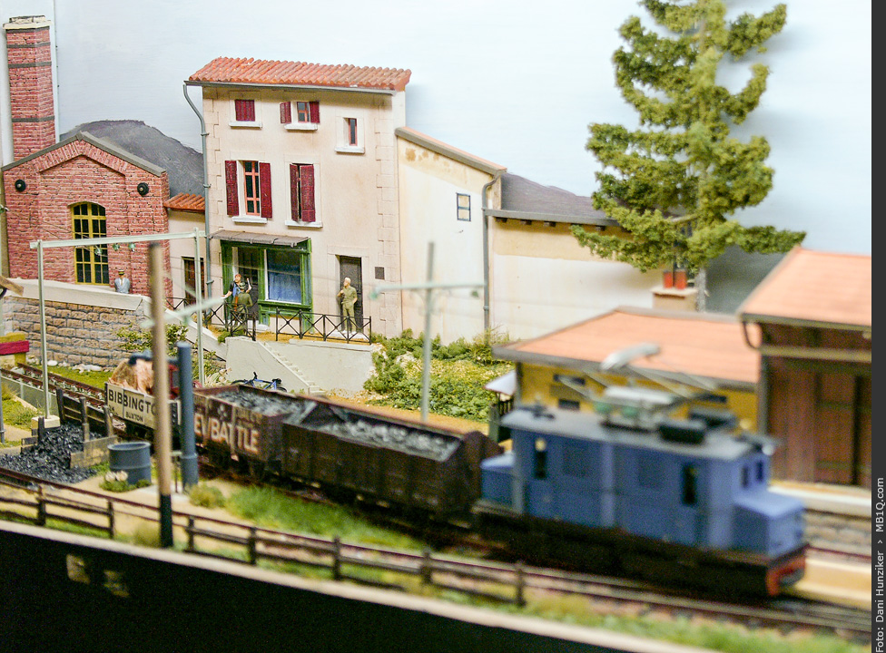 Tramway local lectrique h0e fran ois fontana for Local electrique